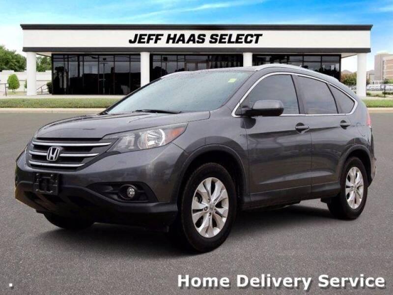 2014 Honda CR-V for sale at JEFF HAAS MAZDA in Houston TX