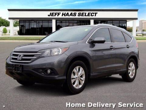 2014 Honda CR-V for sale at JEFF HAAS MAZDA in Houston TX