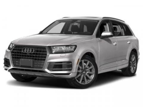2019 Audi Q7 for sale at JEFF HAAS MAZDA in Houston TX