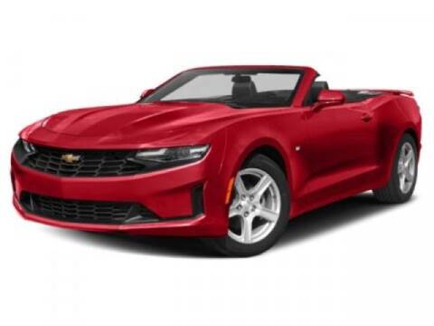 2020 Chevrolet Camaro for sale at JEFF HAAS MAZDA in Houston TX