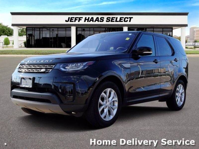 2019 Land Rover Discovery for sale at JEFF HAAS MAZDA in Houston TX