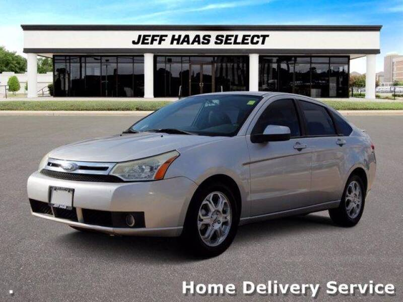 2009 Ford Focus for sale at JEFF HAAS MAZDA in Houston TX