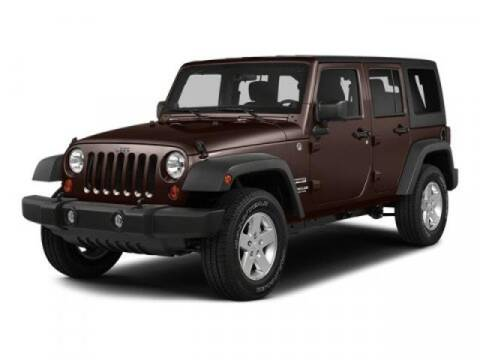 2015 Jeep Wrangler Unlimited for sale at JEFF HAAS MAZDA in Houston TX