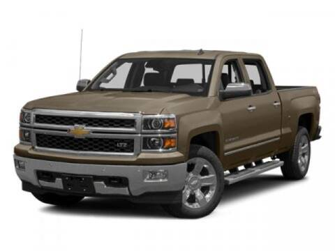 2014 Chevrolet Silverado 1500 for sale at JEFF HAAS MAZDA in Houston TX