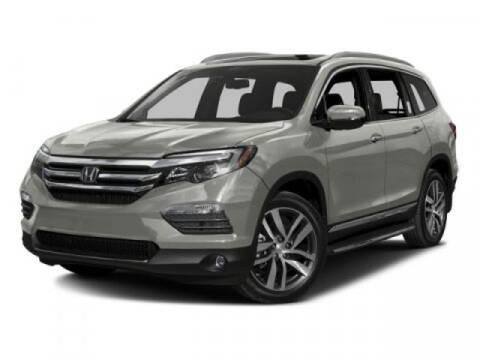 2016 Honda Pilot for sale at JEFF HAAS MAZDA in Houston TX
