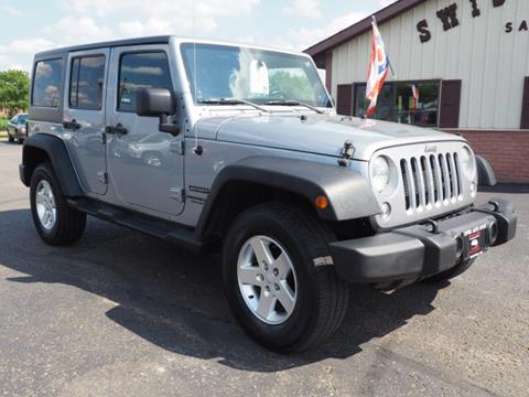 2014 Jeep Wrangler Unlimited for sale in Sugarcreek, OH