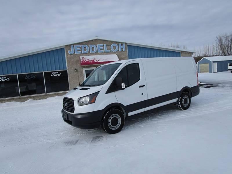 2016 Ford Transit Cargo 150 3dr SWB Low Roof Cargo Van w/60