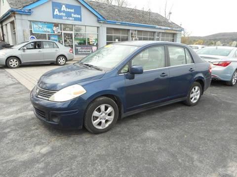 Nissan Kingston Ny >> 2009 Nissan Versa For Sale In Kingston Ny