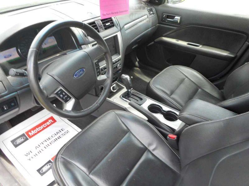 2010 Ford Fusion Hybrid 4dr Sedan - Kingston NY