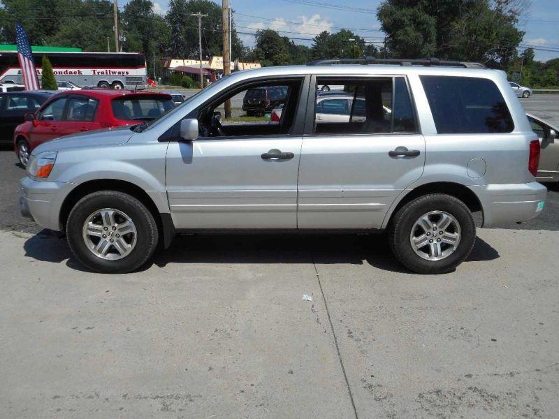 2005 Honda Pilot 4dr EX-L 4WD SUV w/Leather - Kingston NY