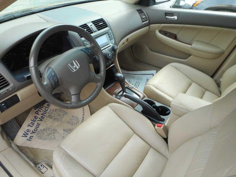2006 Honda Accord EX 4dr Sedan 5A w/Leather - Kingston NY
