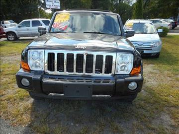 2006 Jeep Commander for sale in Kingston, NY