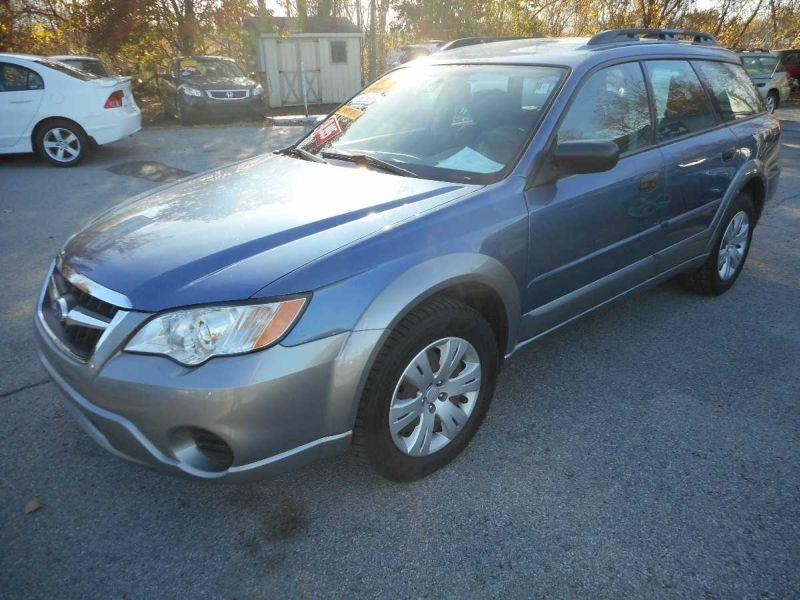 2008 Subaru Outback AWD 4dr Wagon 4A - Kingston NY