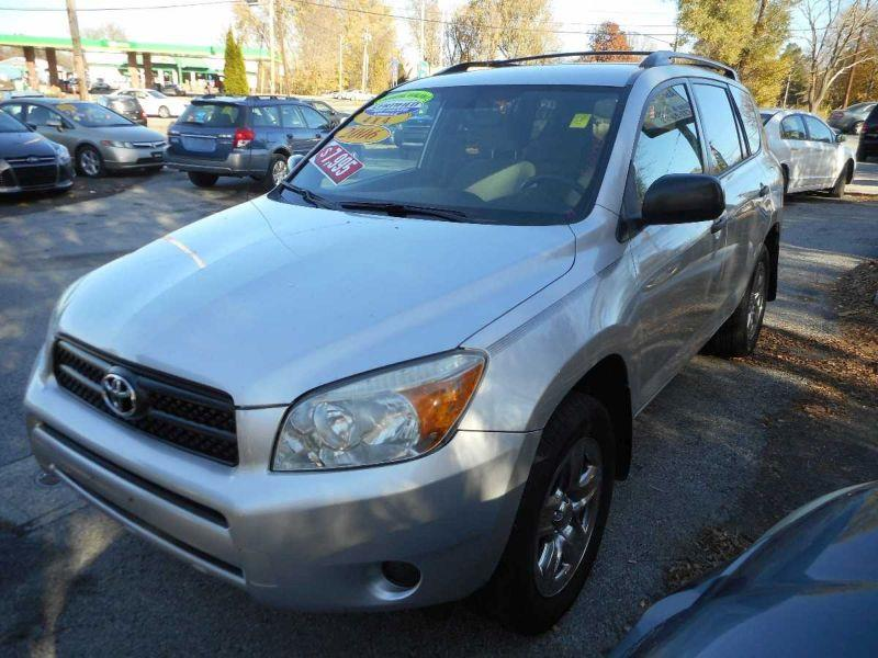 2006 Toyota RAV4 4dr SUV 4WD - Kingston NY