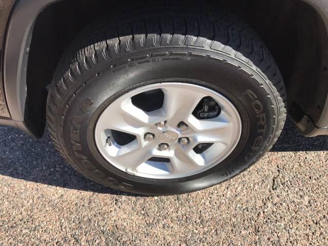2017 Jeep Grand Cherokee 4x4 Laredo 4dr SUV - Sidney NE