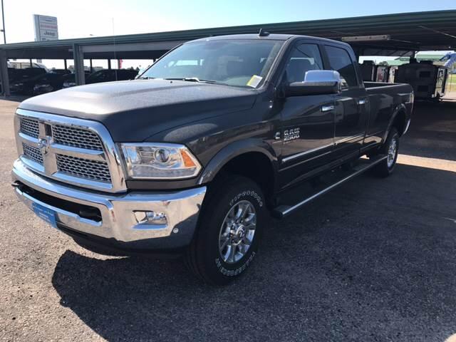 2017 RAM Ram Pickup 2500 4x4 Laramie 4dr Crew Cab 8 ft. LB Pickup - Sidney NE