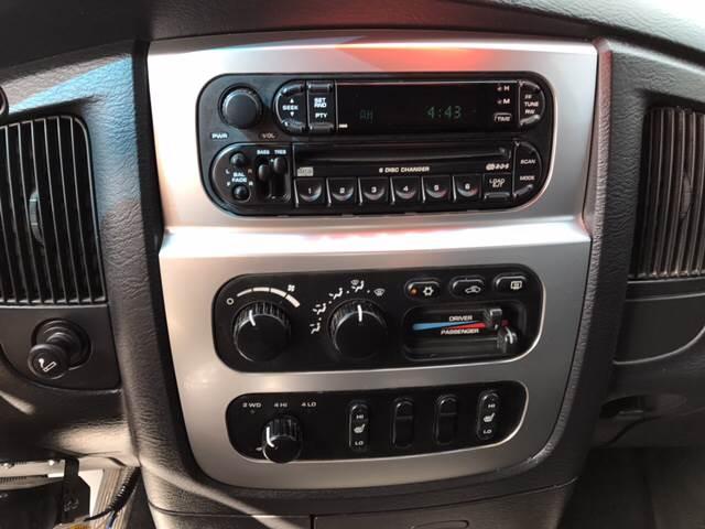 2004 Dodge Ram Pickup 2500 4dr Quad Cab Laramie 4WD LB - Sidney NE