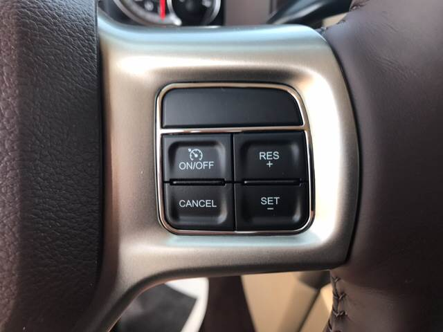 2017 RAM Ram Pickup 2500 4x4 Laramie 4dr Mega Cab 6.3 ft. SB Pickup - Sidney NE