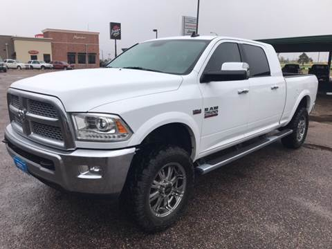 2015 RAM Ram Pickup 2500 for sale in Sidney, NE