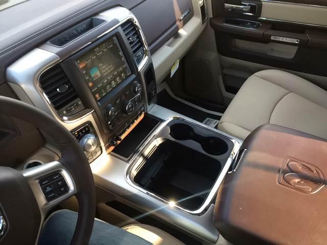 2017 RAM Ram Pickup 1500 4x4 Laramie 4dr Crew Cab 6.3 ft. SB Pickup - Sidney NE