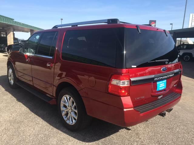 2016 Ford Expedition EL 4x4 Limited 4dr SUV - Sidney NE