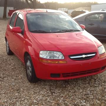 2004 Chevrolet Aveo For Sale In Dist Of Col Carsforsale