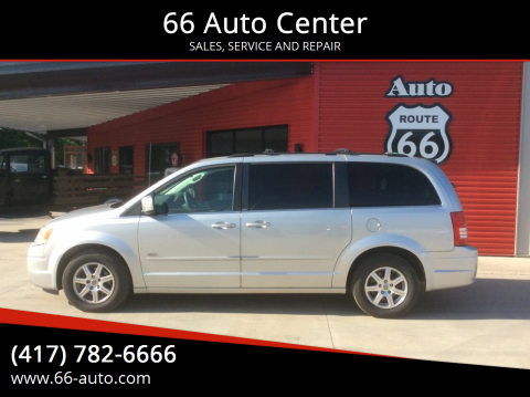 2008 Chrysler Town and Country for sale at 66 Auto Center in Joplin MO