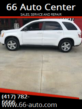 2005 Chevrolet Equinox for sale at 66 Auto Center in Joplin MO