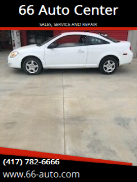 2008 Chevrolet Cobalt for sale at 66 Auto Center in Joplin MO