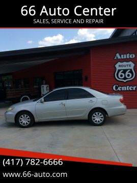 2006 Toyota Camry for sale at 66 Auto Center in Joplin MO