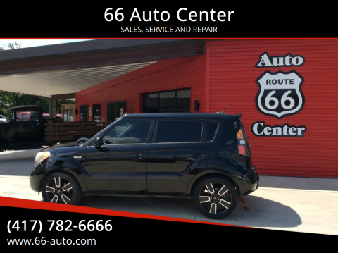 2010 Kia Soul for sale at 66 Auto Center in Joplin MO