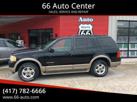 2002 Ford Explorer for sale at 66 Auto Center in Joplin MO