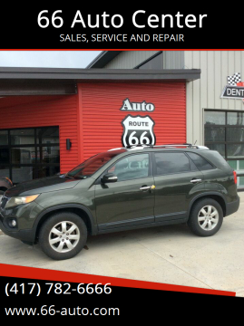 2012 Kia Sorento for sale at 66 Auto Center in Joplin MO
