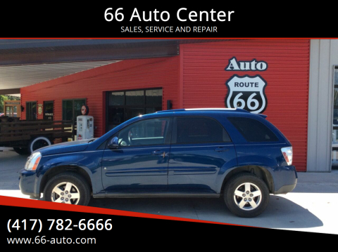 2008 Chevrolet Equinox for sale at 66 Auto Center in Joplin MO