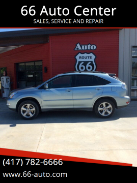 2005 Lexus RX 330 for sale at 66 Auto Center in Joplin MO