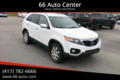 2013 Kia Sorento for sale at 66 Auto Center in Joplin MO