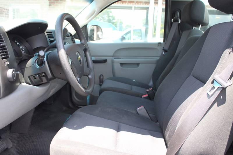 2011 Chevrolet Silverado 1500 4x2 Work Truck 2dr Regular Cab 6.5 ft. SB - Sarasota FL