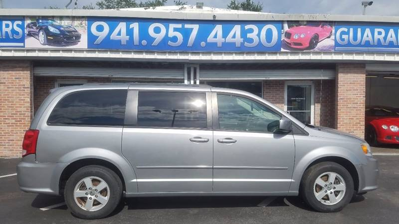 2013 Dodge Grand Caravan SXT 4dr Mini-Van - Sarasota FL