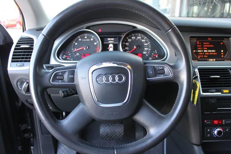 2011 Audi Q7 AWD 3.0T quattro Premium 4dr SUV - Sarasota FL