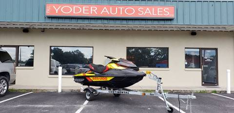 2012 Sea-Doo gtr215 for sale in Sarasota, FL