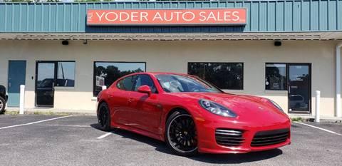 2015 Porsche Panamera for sale in Sarasota, FL