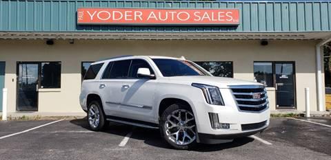 2016 Cadillac Escalade for sale in Sarasota, FL