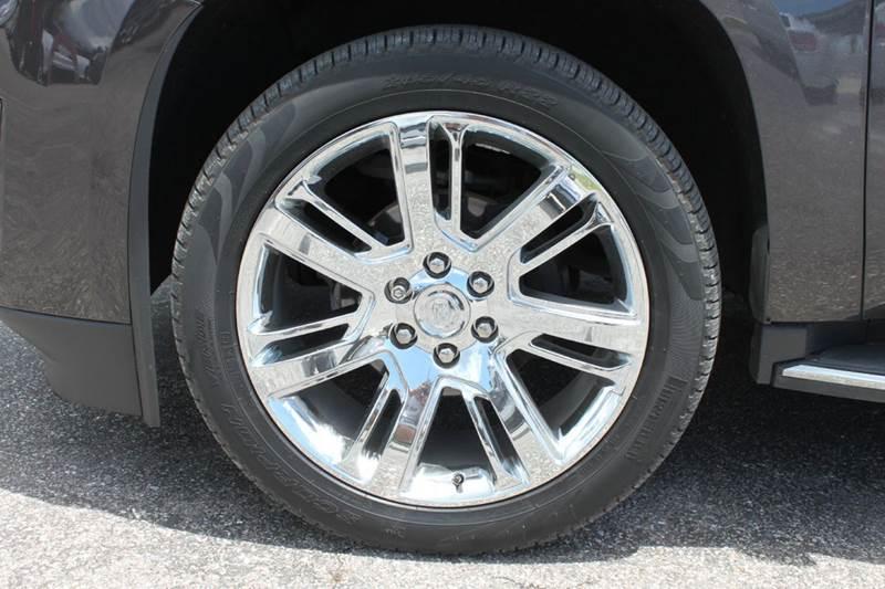 2015 Cadillac Escalade 4x4 Luxury 4dr SUV - Sarasota FL