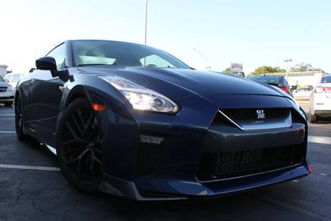 2017 Nissan GT-R for sale at PAUL YODER AUTO SALES INC in Sarasota FL