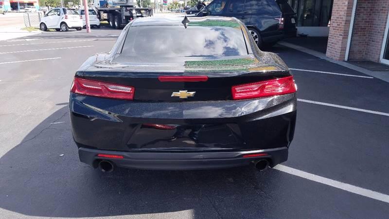 2016 Chevrolet Camaro LT 2dr Coupe w/1LT - Sarasota FL