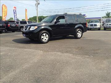 2009 Nissan Pathfinder for sale in Trenton, TN