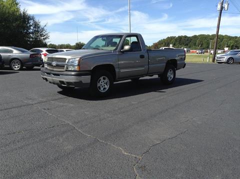 2003 Chevrolet Silverado 1500 for sale in Trenton, TN