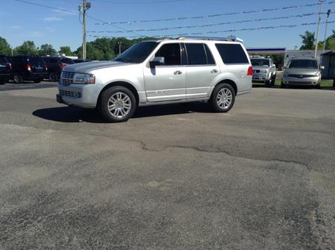 2011 Lincoln Navigator for sale in Trenton, TN