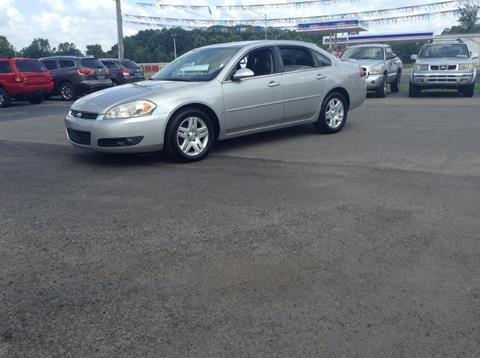 2007 Chevrolet Impala for sale in Trenton, TN