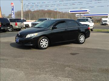 2010 Toyota Corolla for sale in Trenton, TN